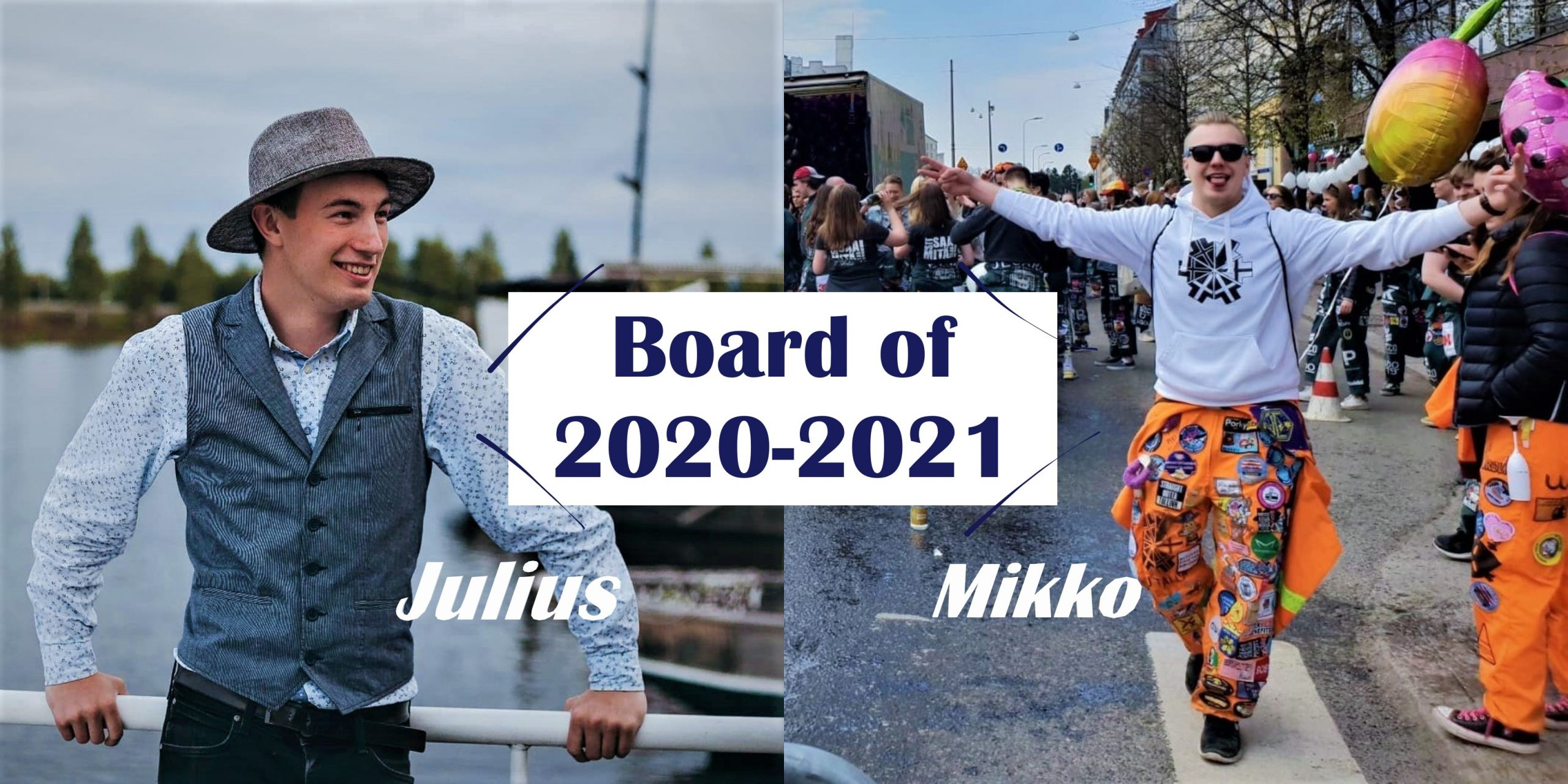 All Aboard: Board of 2020-2021 (Part 3/3)