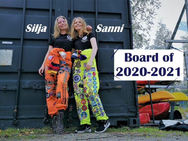 All Aboard: Board of 2020-2021 (Part 1/3)