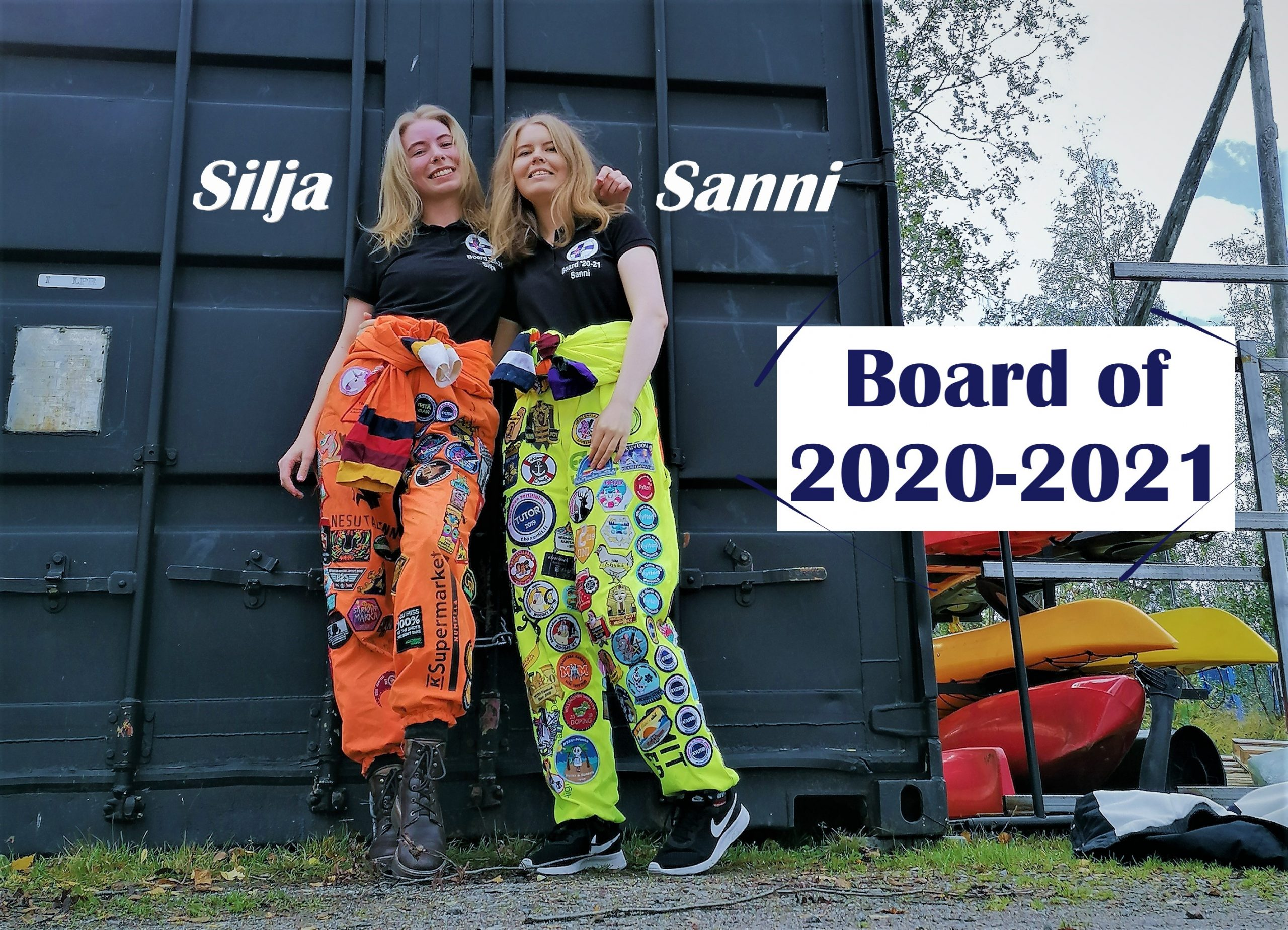 All Aboard: Board of 2020-2021 (Part 1/3)