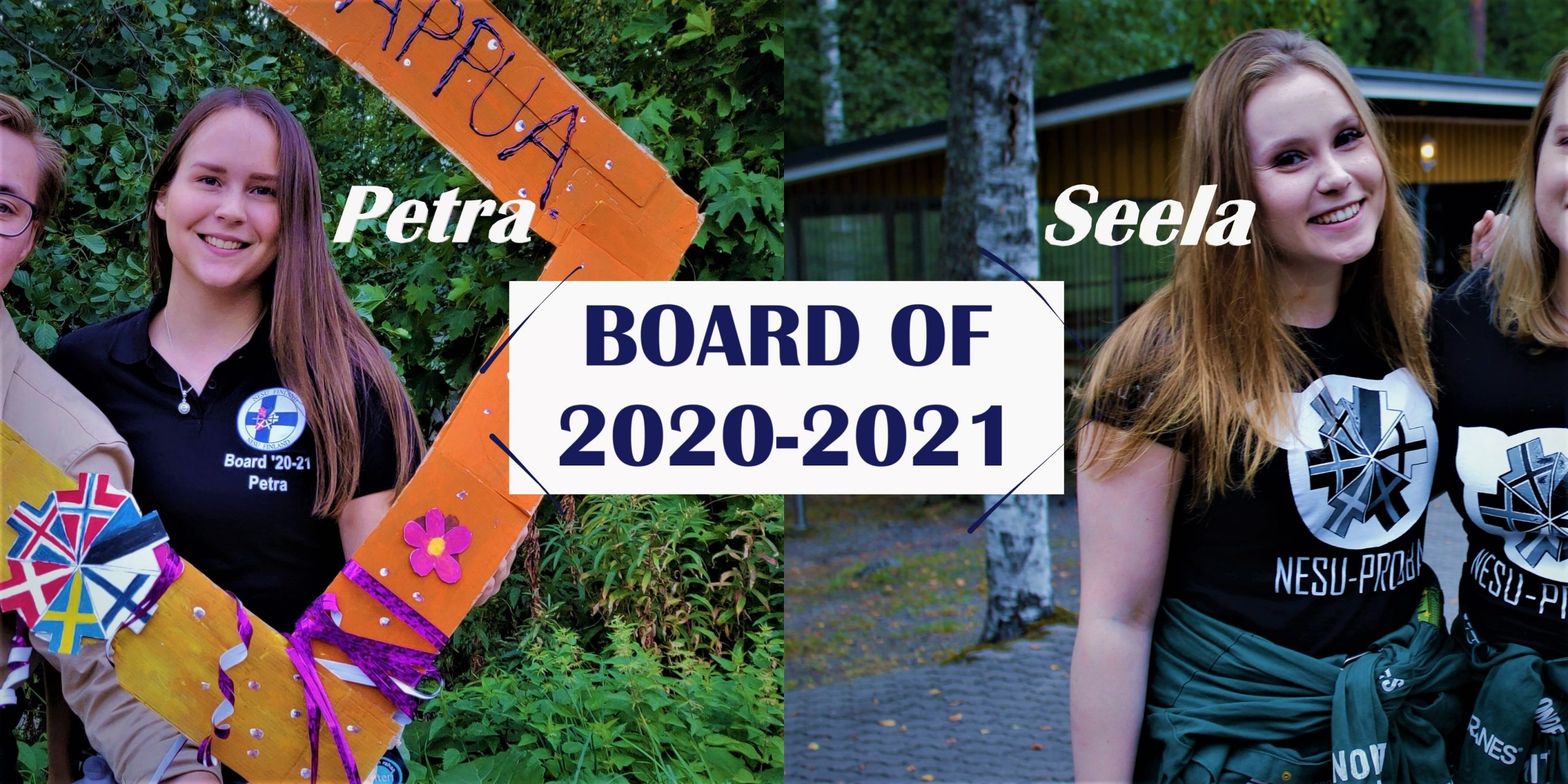 All Aboard: Board of 2020-2021 (Part 2/3)