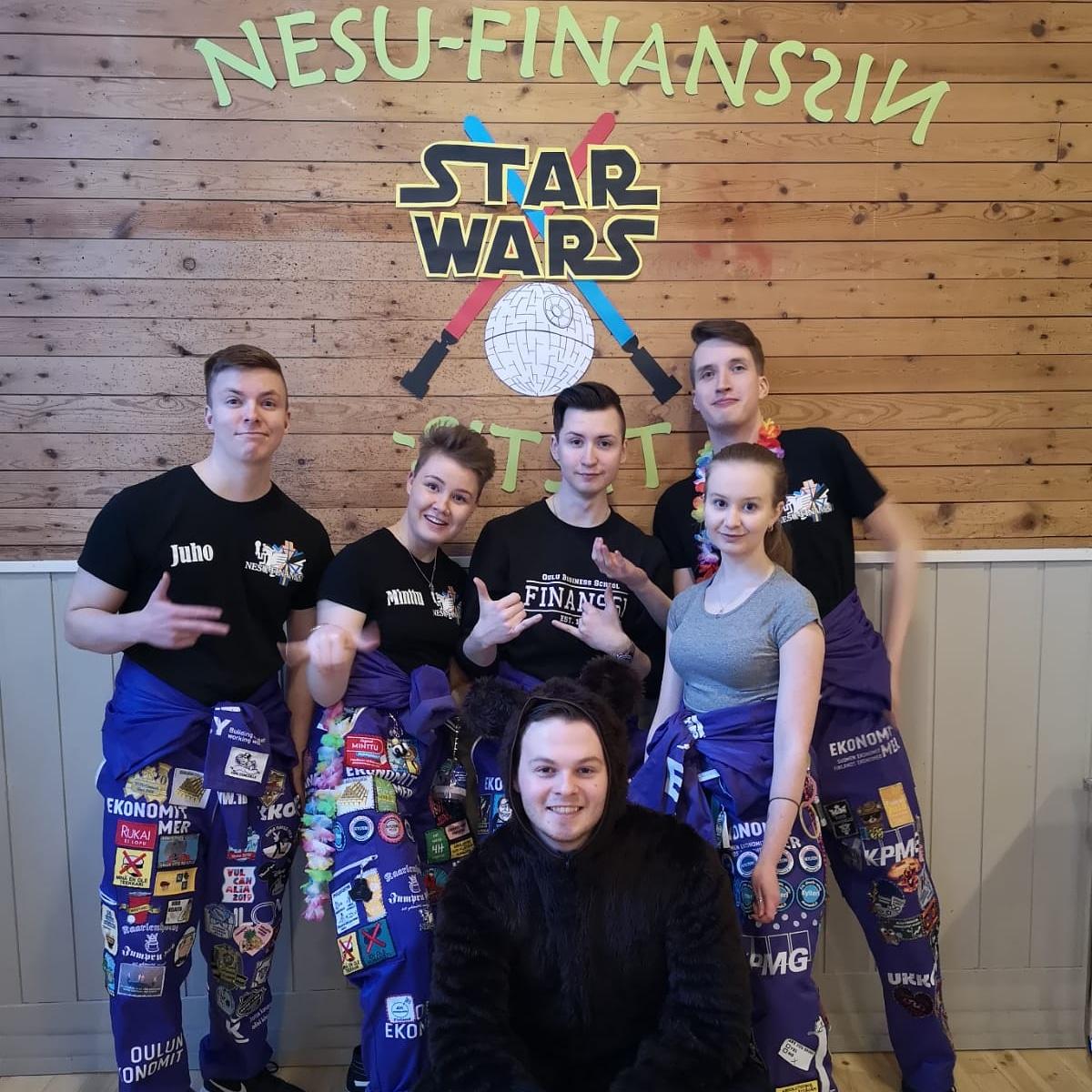Welcome to NESU: NESU-Finanssi