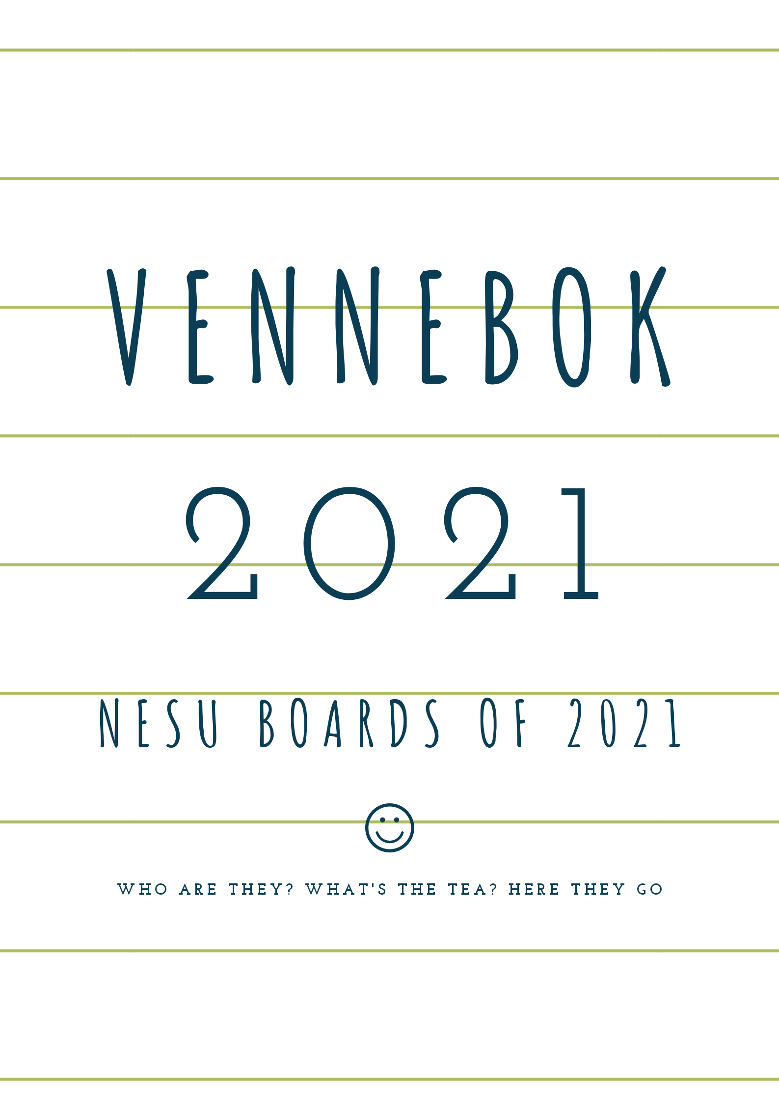 VENNEBOK, PART 1
