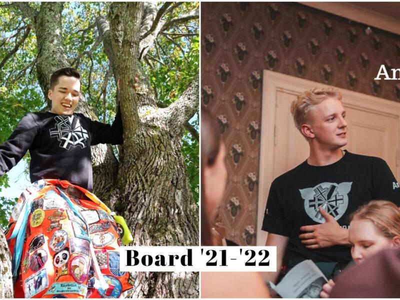 The New NESU Finland Board (1 of 3)